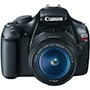 Canon EOS Rebel T3 12.2 MP CMOS Digital SLR with 18-55mm IS II Lens and EOS HD Movie Mode