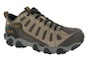 OBOZ MENS SAWTOOTH LOW WP HIKING SHOES