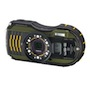 Pentax Optio WG-3 Waterproof, 16 Mega Pixel Digital Camera with GPS