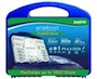 Sanyo eneloop rechargeable batteries  NEW Power Pack with charger and storage case