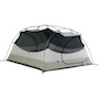 Sierra Designs Zia 3 Tent with Footprint and Gear Loft 3-Person 3-Season