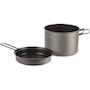 Stoic Ti 1.6L Pot + Fry Pan Set