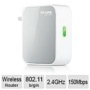 TP-LINK TL-WR710N 150Mbps Wireless N Mini Pocket Router Wall Pluggable